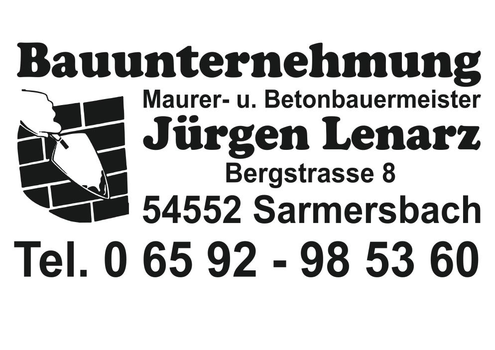 Bauunternehmung Jürgen Lenarz