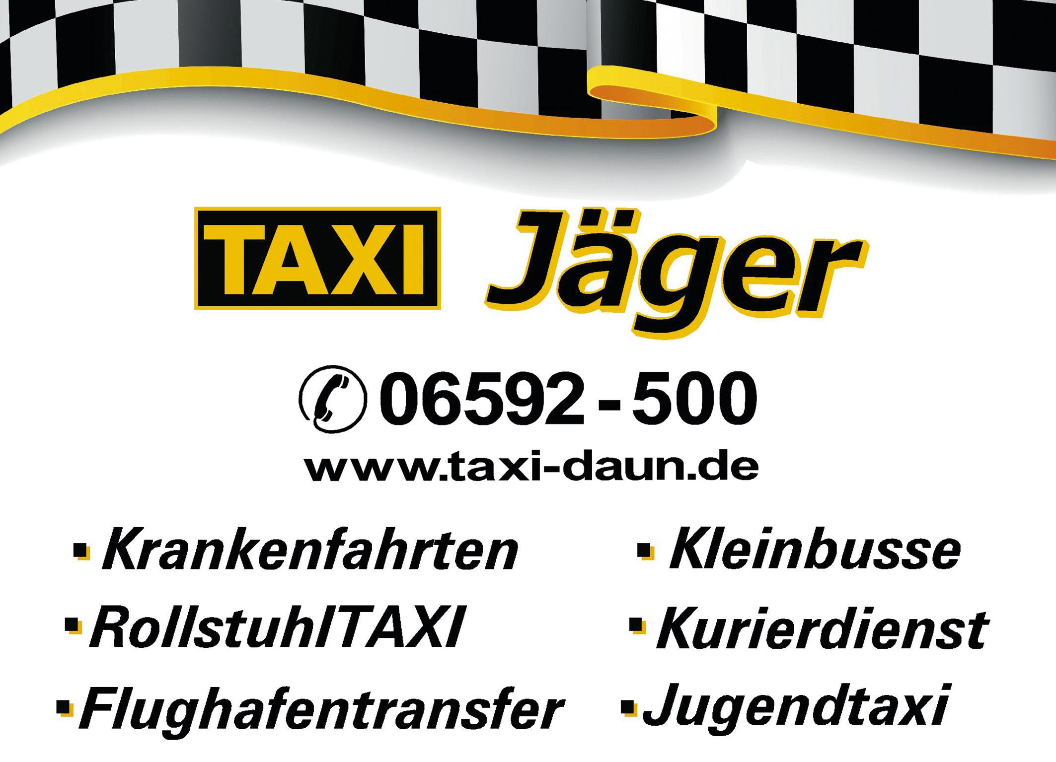 Taxi Jäger