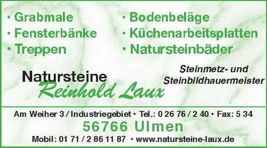 Natursteine Laux